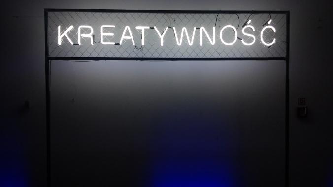 """Grzegorz Pleszyński - """"Kreatywność"""""""